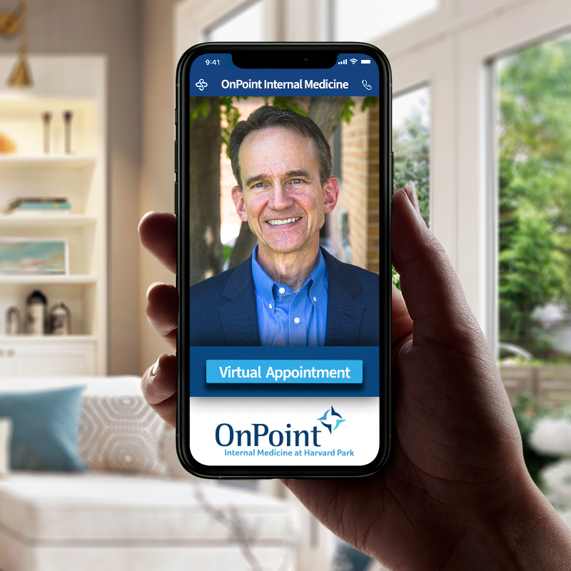 Virtual Care at OnPoint Internal Medicine